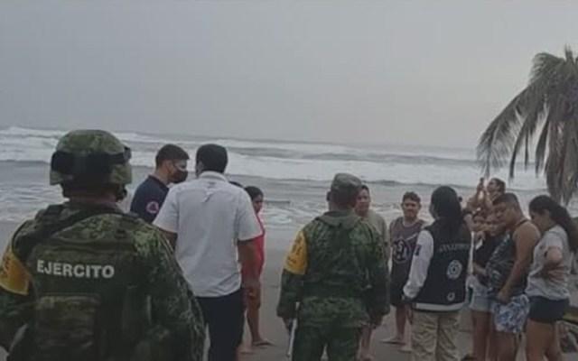 Rick pierde fuerza en Michoacán; ya es tormenta tropical - Autoridades en Michoacán por Rick