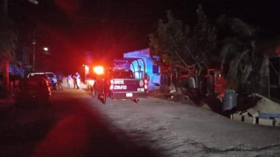 Sujetos armados asesinan a bebé y a hombre en Quintana Roo - bebé asesinatos Tulum Quintana Roo