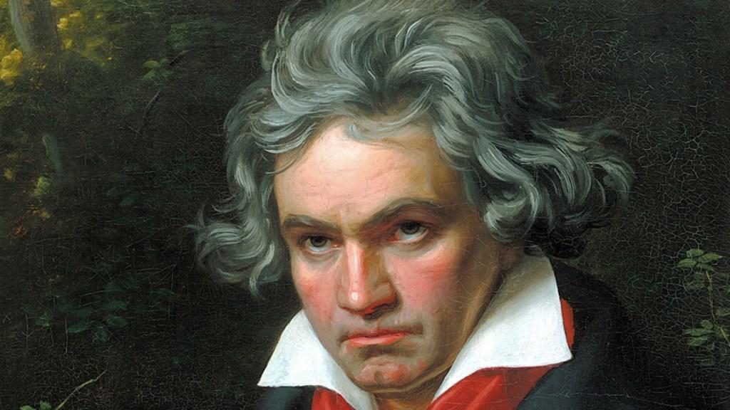 Inteligencia artificial completa la Décima Sinfonía de Beethoven - Inteligencia artificial completa la Décima Sinfonía de Beethoven. Foto de Wikipedia