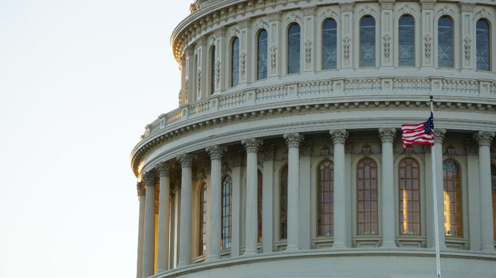Estados Unidos, a punto de evitar el primer impago de su historia - Capitolio Estados Unidos Washington