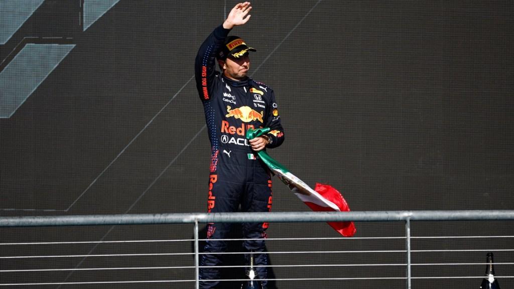 'Checo' Pérez no tomó agua en todo el Gran Premio de Estados Unidos - Checo Pérez F1