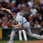 Dodgers se deciden por Knebel como abridor del primer partido ante Braves - Corey Knebel Dodgers
