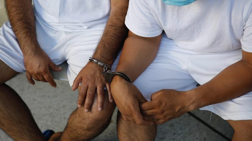 Declaran culpables en Texas a dos miembros del Cártel de Sinaloa - Dos integrantes del Cártel de Sinaloa, declarados culpables por jurado de Texas. Foto de EFE