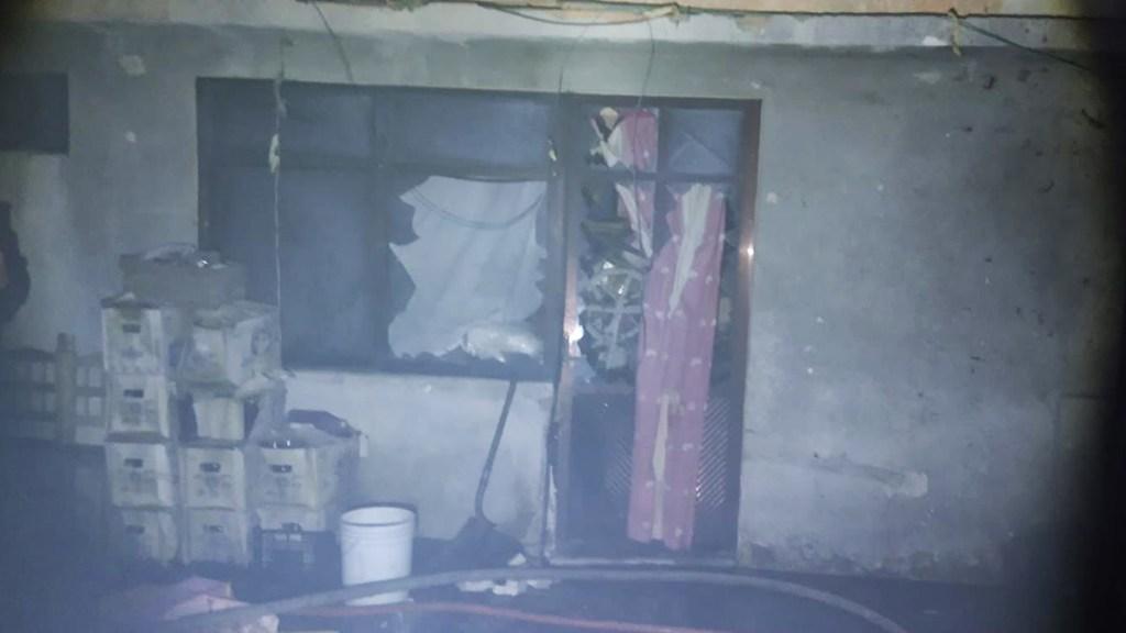 #Video Explosión de pirotecnia en Tultepec deja 4 heridos; dos adolescentes están graves - Domicilio en Tultepec afectado por explosión de pirotecnia