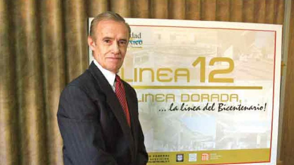 Exdirector de Proyecto Metro se ampara contra posible orden de aprehensión - Enrique Horcasitas