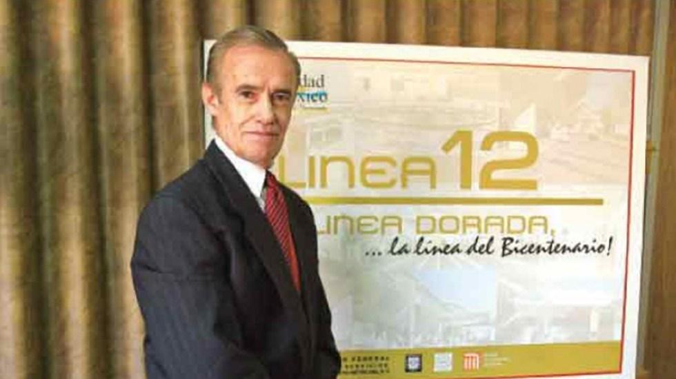Fiscalía CDMX interpone 10 denuncias por colapso en L12; acusa a Enrique Horcasitas por homicidio - Enrique Horcasitas