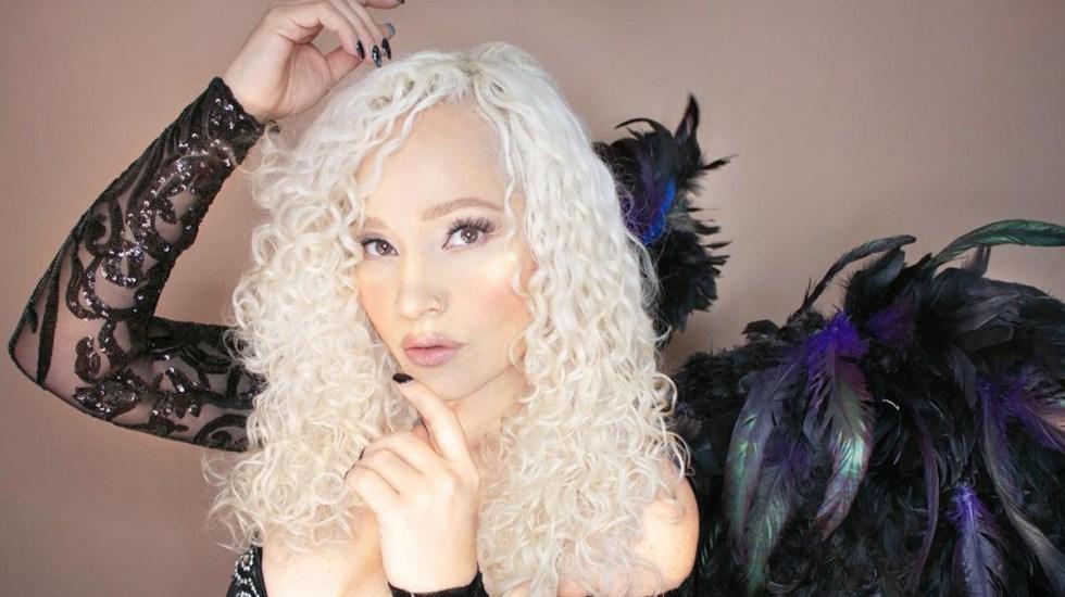 #Video Asaltan con violencia a la cantante Erika Alcocer y su familia; les robaron celulares y auto - Erika Alcocer