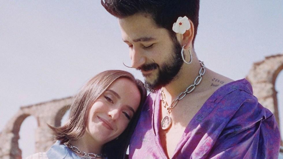 Camilo y Evaluna Montaner anuncian que serán padres - Camilo y Evaluna Montaner anuncian que serán padres. Foto de Twitter Camilo