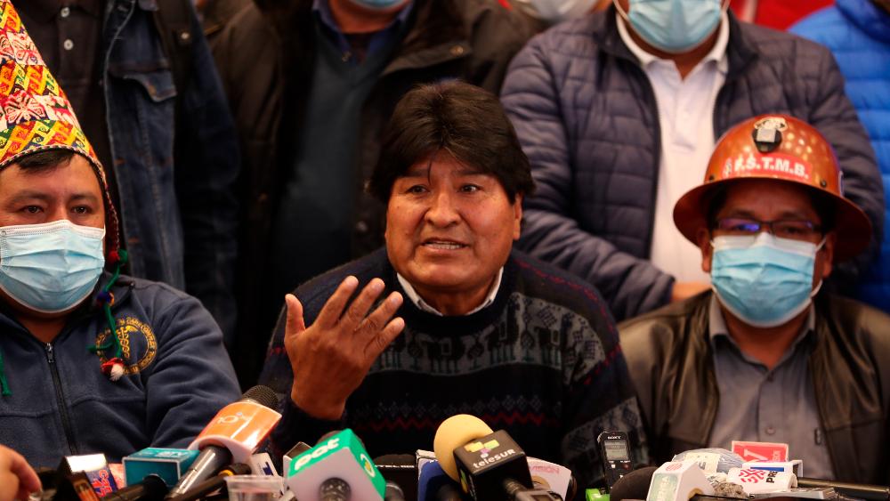 Cancelan primera conferencia de Evo Morales en visita a México tras dos años - Evo Morales