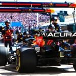 Verstappen y 'Checo' Pérez logran doble podio para Red Bull en EE.UU.