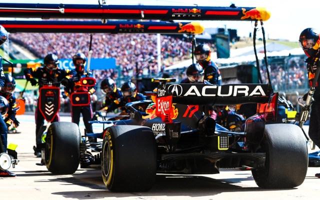 Verstappen y 'Checo' Pérez logran doble podio para Red Bull en EE.UU. - f1 Checo Pérez Estados Unidos gran premio