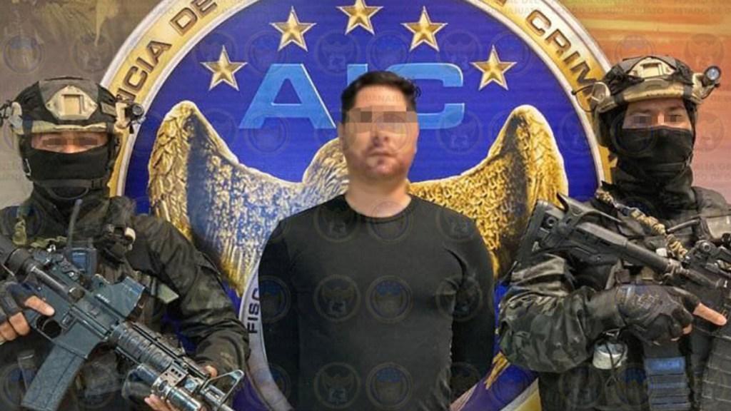 Detienen a 'El Panther', líder del Cártel Santa Rosa de Lima - Fernando Emmanuel, alias 'El Panther', líder del Cártel de Santa Rosa de Lima