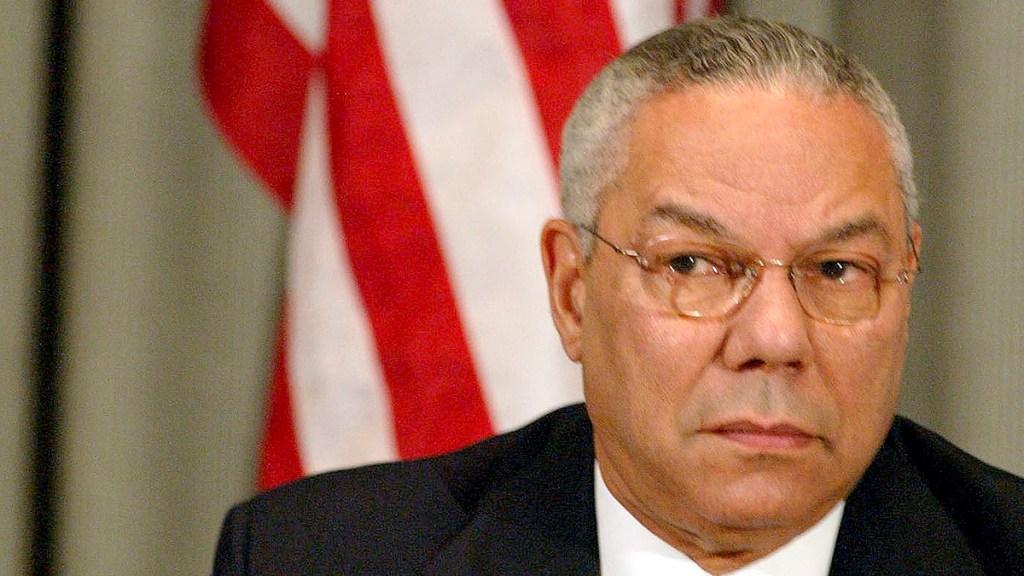 México lamenta la muerte de Colin Powell, exsecretario de Estado de EE.UU. - Colin Powell
