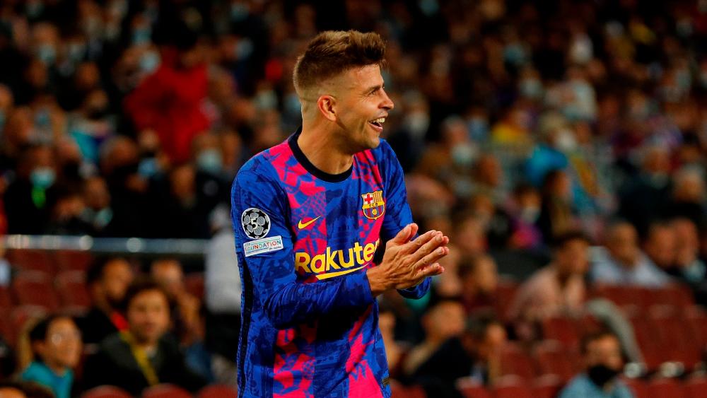 Piqué mantiene vivo al Barcelona en la Champions League - Gerard Piqué FC Barcelona