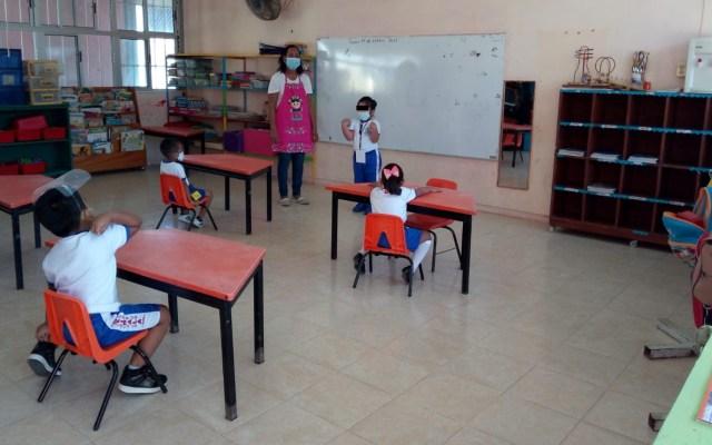 Suspenden clases en Costa Grande y Tierra Caliente de Guerrero por Rick - Guerrero Educación clases salones