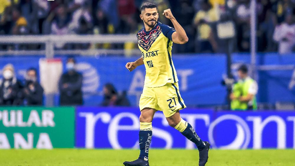 América amarra liderato y clasifica a la liguilla del Apertura 2021 - Henry Martin América