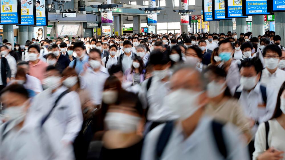 Japón levanta emergencia sanitaria por COVID-19 tras seis meses - Japón coronavirus COVID-19