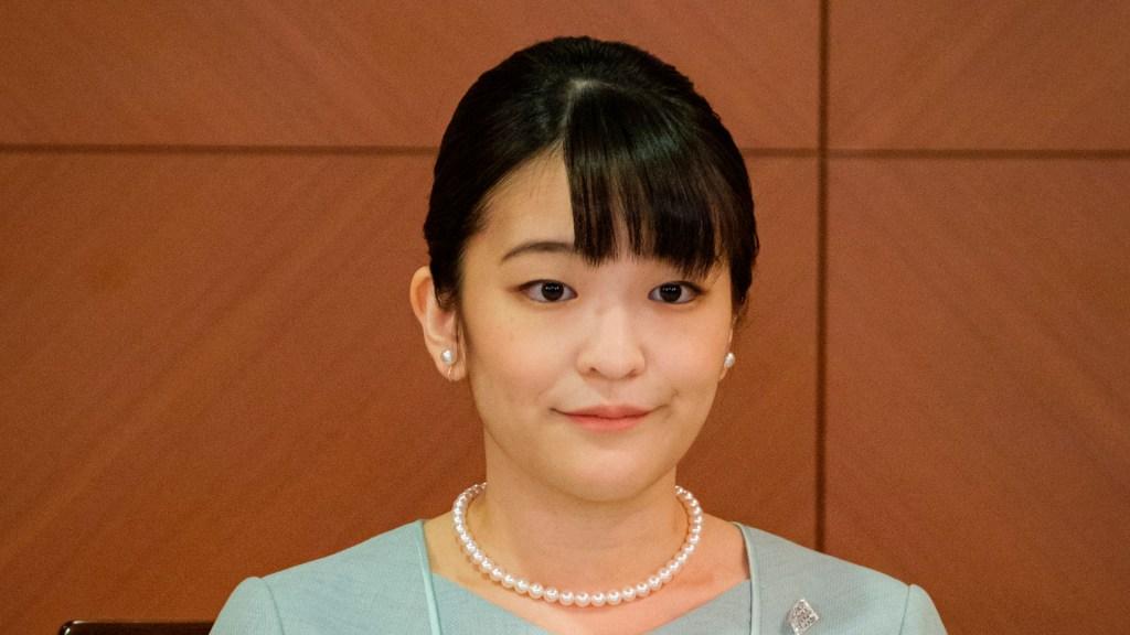 Mako se casa por el civil y deja de ser princesa de Japón - Mako Komuro