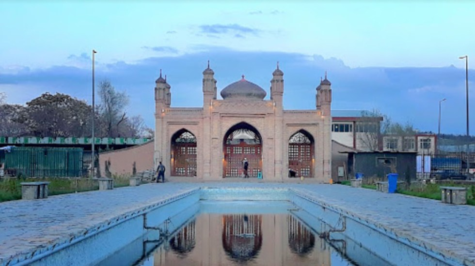 Explosión cerca de mezquita en Kabul deja varios civiles muertos - Mezquita Eid Gah, en Kabul