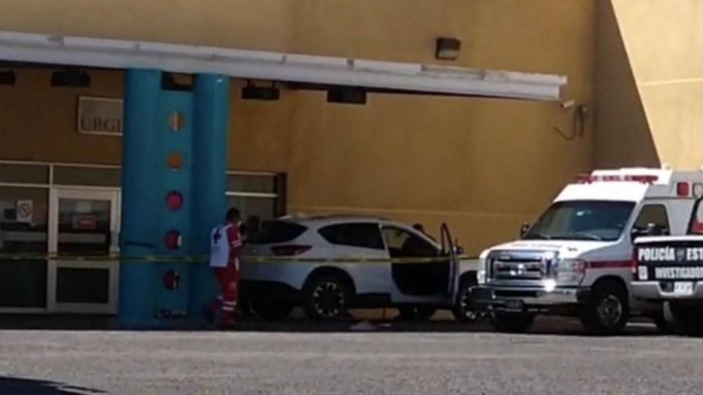 Muere niño 3 años tras agresión a balazos en Ciudad Obregón, Sonora - Muere niño 3 años tras agresión a balazos en Ciudad Obregón, Sonora. Foto de @gtzrigo