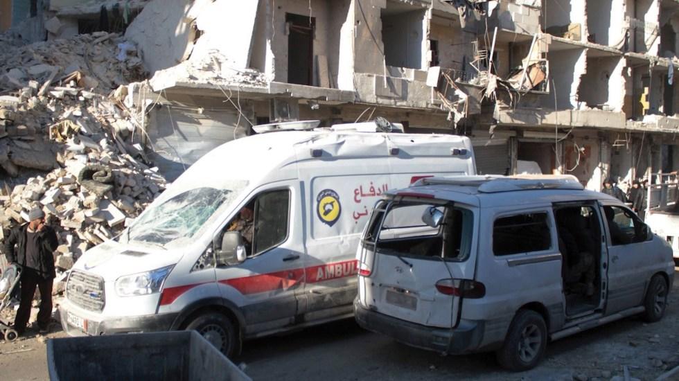 EE.UU. confirma haber matado a líder de Al Qaeda en Siria - EE.UU. confirma haber matado a líder de Al Qaeda en Siria. Foto de EFE