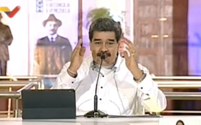 """Maduro califica como """"neonazi"""" a Bolsonaro tras declaraciones contra vacunas - Maduro califica como"""