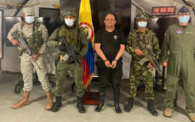 """Cae """"Otoniel"""", jefe del Clan del Golfo y el narco más buscado de Colombia - Otoniel Colombia Clan del Golfo"""