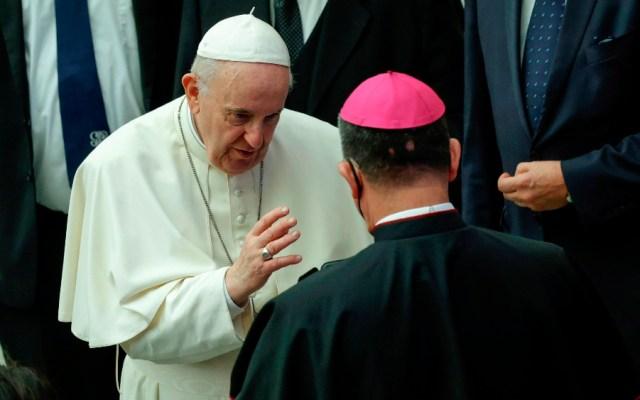 """Francisco defiende objeción de conciencia en abortos como """"gesto leal"""" - Papa Francisco"""