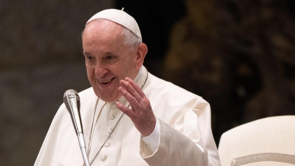 Papa Francisco recibe tercera dosis de vacuna contra COVID-19 - Papa Francisco en audiencia general de los miércoles