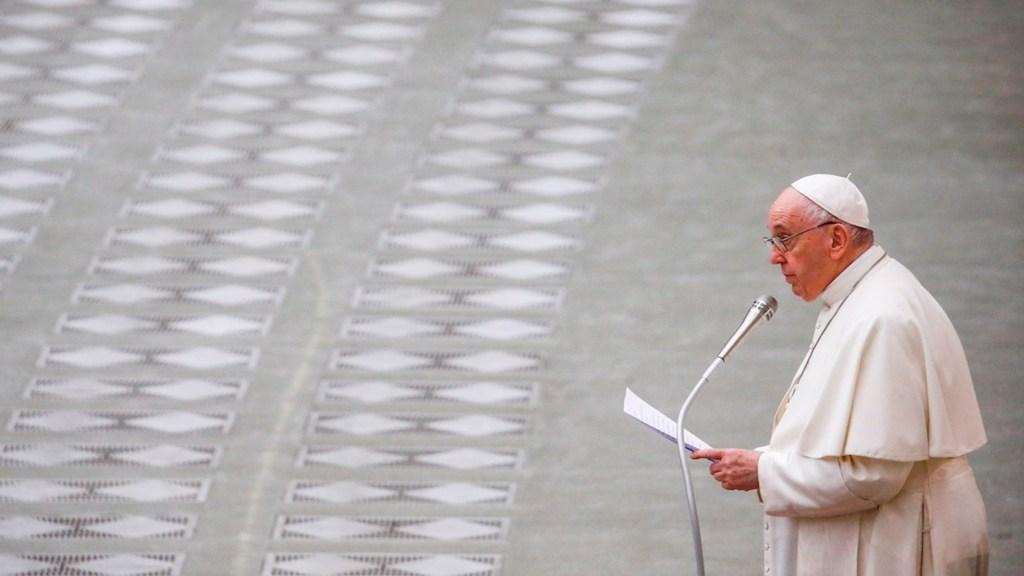 """Papa Francisco pide """"leyes urgentes"""" en favor del clima - Papa Francisco pide a"""