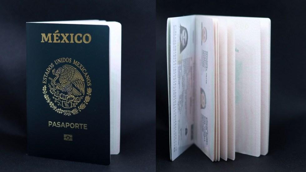 Presenta SRE el nuevo pasaporte electrónico - Pasaporte electrónico SRE