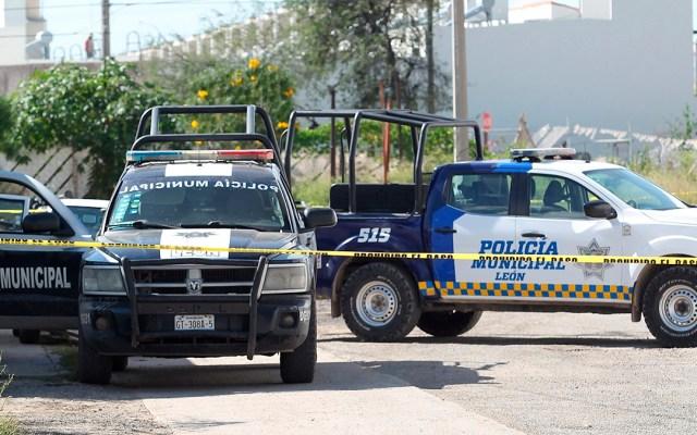 Suman 103 mil 214 homicidios dolosos en lo que va del sexenio - Patrullas en León, Guanajuato, por ataque
