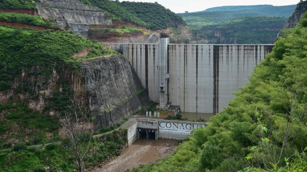 """Se está resolviendo el problema de la presa El Zapotillo """"gracias a la bondad de la gente"""", asegura López Obrador - Presa El Zapotillo Jalisco"""