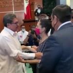 """#Video Se encuentran Sheinbaum y Monreal en Guerrero; """"Yo te busco"""", dijo el senador"""