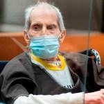 Robert Durst, hospitalizado por COVID-19 tras su condena a cadena perpetua - El millonario Robert Durst. Foto de EFE/ EPA/ Myung J. Chun/POOL.