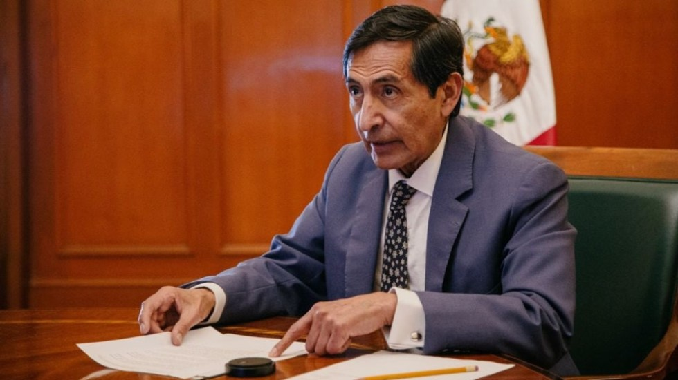 Ramírez de la O asegura que objetivos de nueva relación México-EE.UU. son economía sustentable y empleo - Rogelio Ramírez de la O Hacienda SHCP