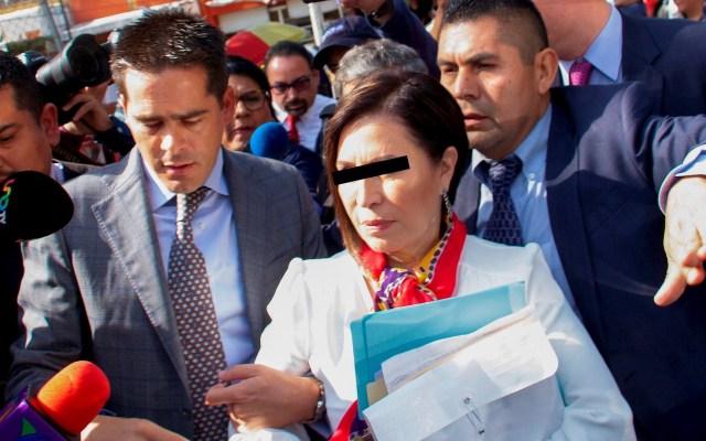 No tengo nada en contra de Rosario Robles: López Obrador - Rosario Robles justicia México