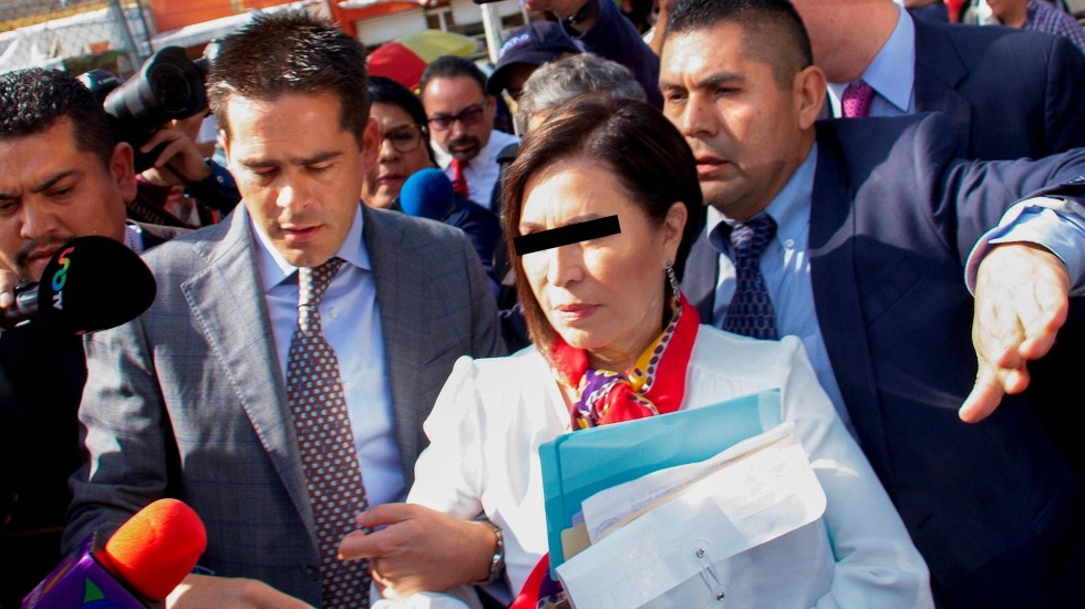 Rosario Robles obtiene amparo; podría obtener prisión domiciliaria - Rosario Robles justicia México
