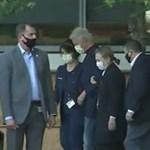 Bill Clinton sale del hospital tras permanecer en cuidados intensivos