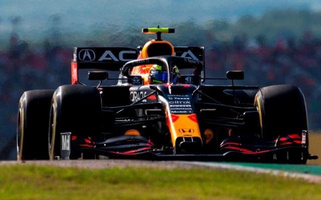 F1: 'Checo' Pérez, mejor tiempo de todos los libres en EE.UU. - Sergio Pérez Red Bull GP EEUU