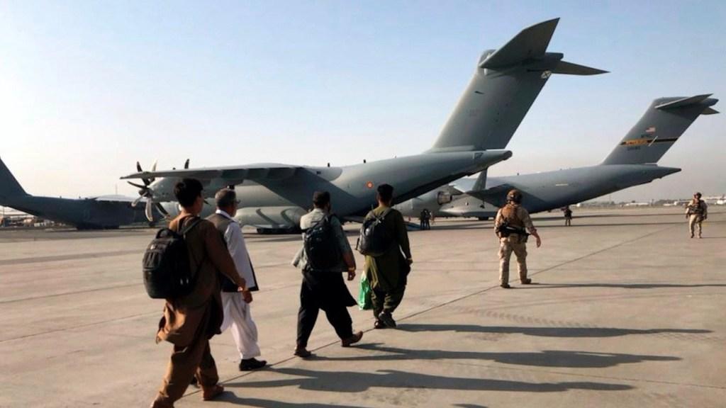 """Talibanes aseguran que buscan """"relaciones positivas"""" con EE.UU. - Talibanes aseguran que buscan"""