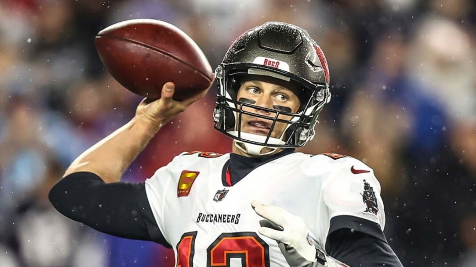 Tom Brady rompe récord de yardas por aire en NFL - Tom Brady Buccaneers