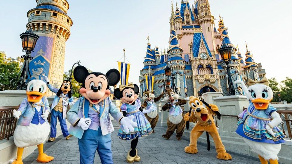 Diez curiosidades sobre Walt Disney World en sus 50 años de magia - Walt Disney World de Orlando, Florida