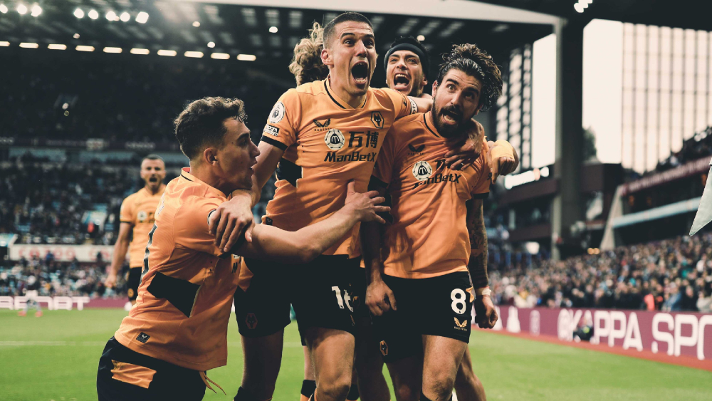 Espectacular remontada del Wolverhampton de Raúl Jiménez - Wolverhampton