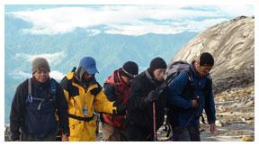 Mt. Kinabalu Team