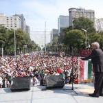 01 dic 2012 AMLO-Ángel de la Independencia 15