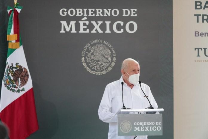 Presidente da banderazo al inicio de obra del tramo 5 del Tren Maya – AMLO