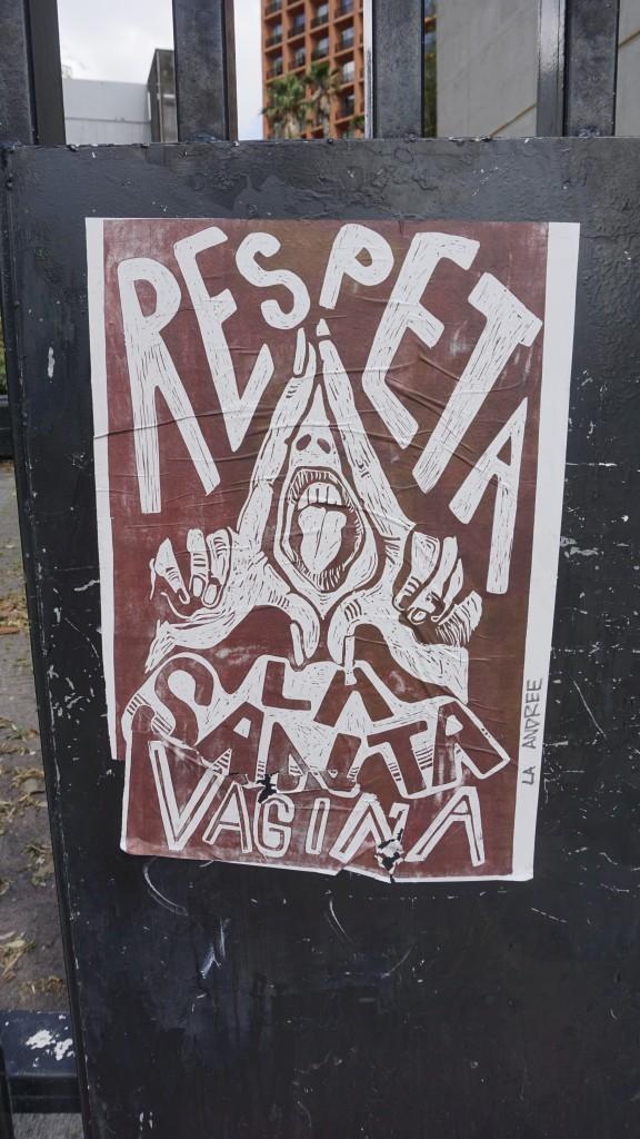 Voces contra la violencia de género en la Ciudad de México.