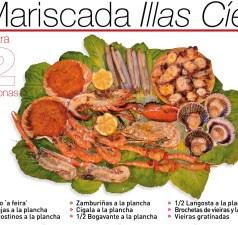Marisgalicia vuelve a Bilbao (y el sorteo de mariscada gratis a esta WEG)