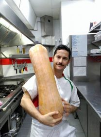 Luis Carlos Sanz, chef de Mugarra (foto: Facebook)